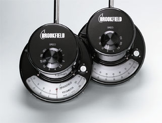 Máy đo độ nhớt dạng cơ LVT của Brookfield - Mỹ