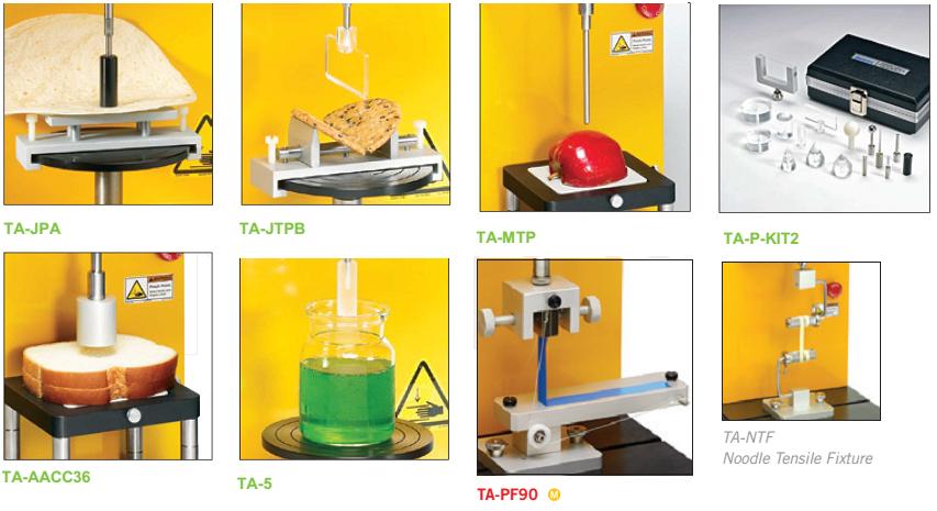 Máy phân tích cấu trúc thực phẩm
