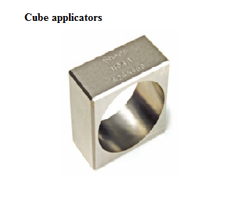 Cube Applicators