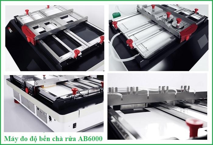 máy đo độ bền chà rửa lớp phủ AB6000
