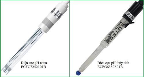 Điện cực pH cho máy đo pH Eutech