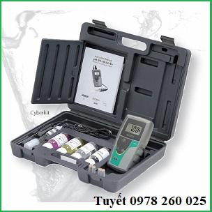 Máy đo pH sơn, vật liệu phủ dạng cầm tay