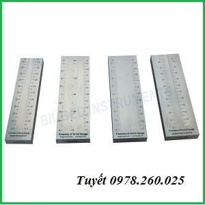 Dụng cụ đo độ mịn sơn Biuged (Trung Quốc)
